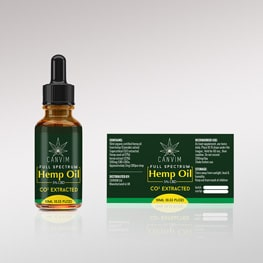 CBD-oil-packaging-label