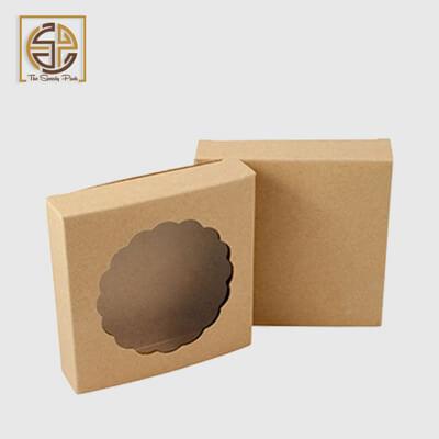 Kraft-Cookie-Boxes