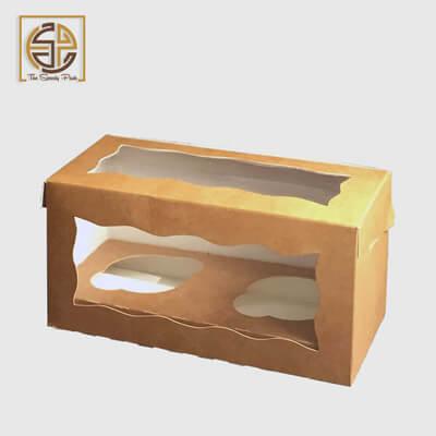 Kraft-Cupcake-Boxes