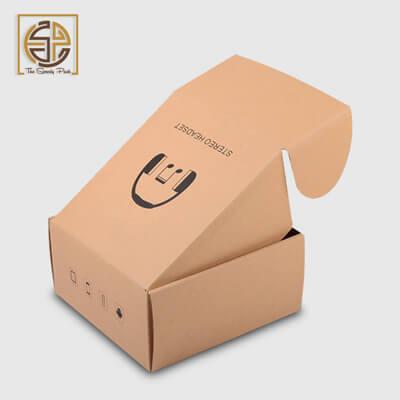 Kraft-Mailer-Boxes
