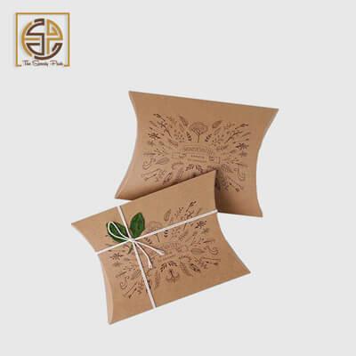 Kraft-Pillow-Boxes-design