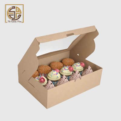 wholesale-Kraft-Cupcake-Boxes