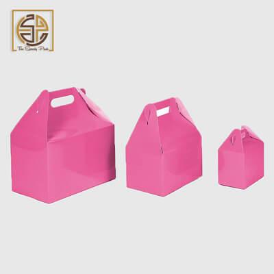 wholesale-Pink-Gable-Boxes